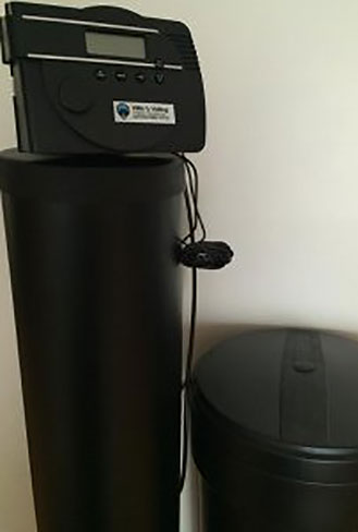 Premium series residential water softeners